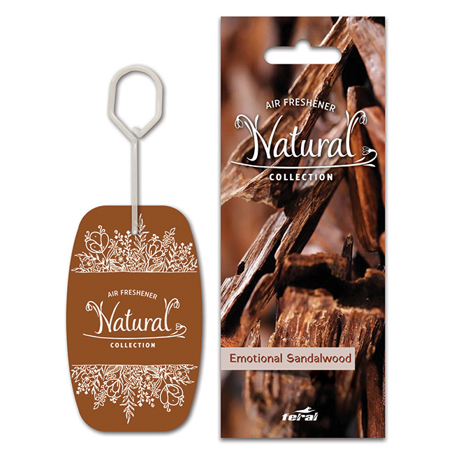 Natural Collection Air-Fresheners Sandalwood