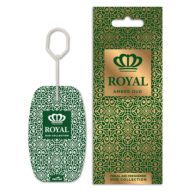 Royal Collection Air-Fresheners Amber Oud