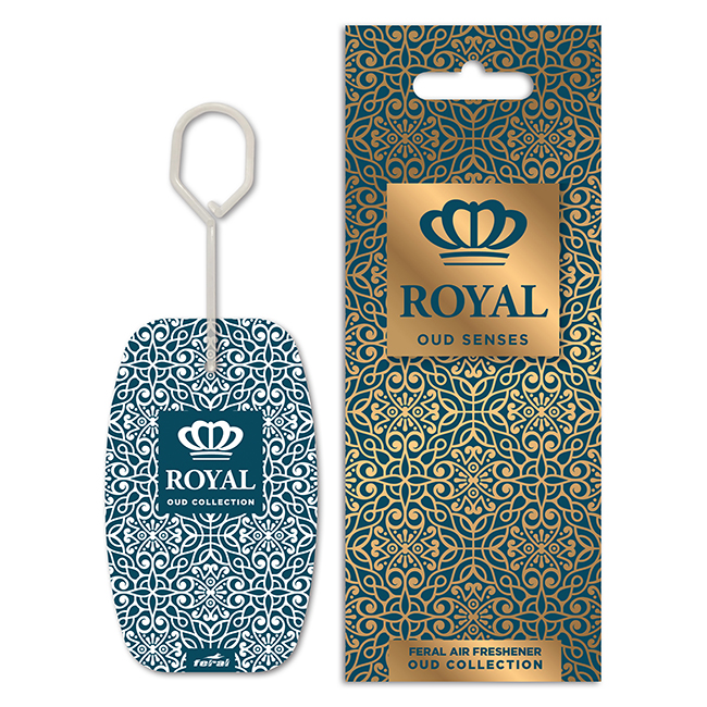 Royal Collection Air-Fresheners Oud Senses