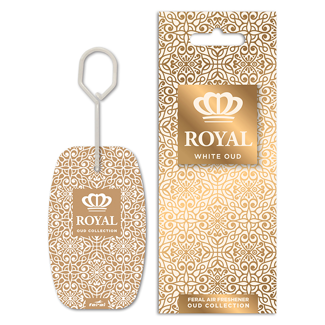 Royal Collection Air-Fresheners White Oud