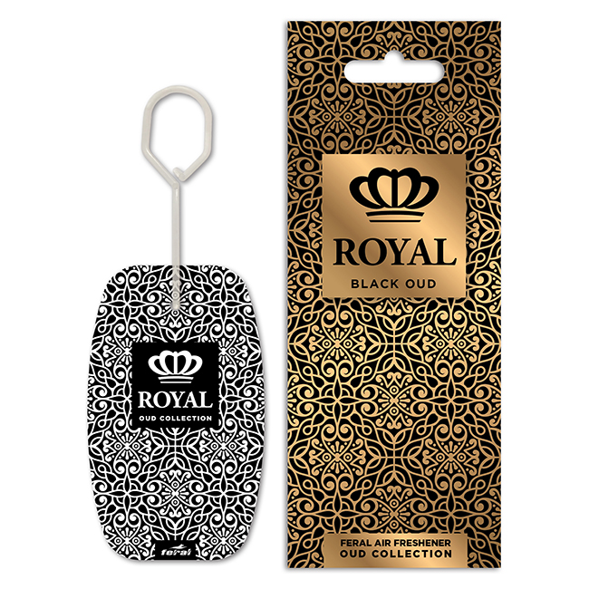 Royal Collection Air-Fresheners Black Oud