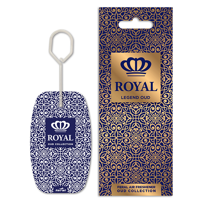 Royal Collection Air-Fresheners Legend Oud
