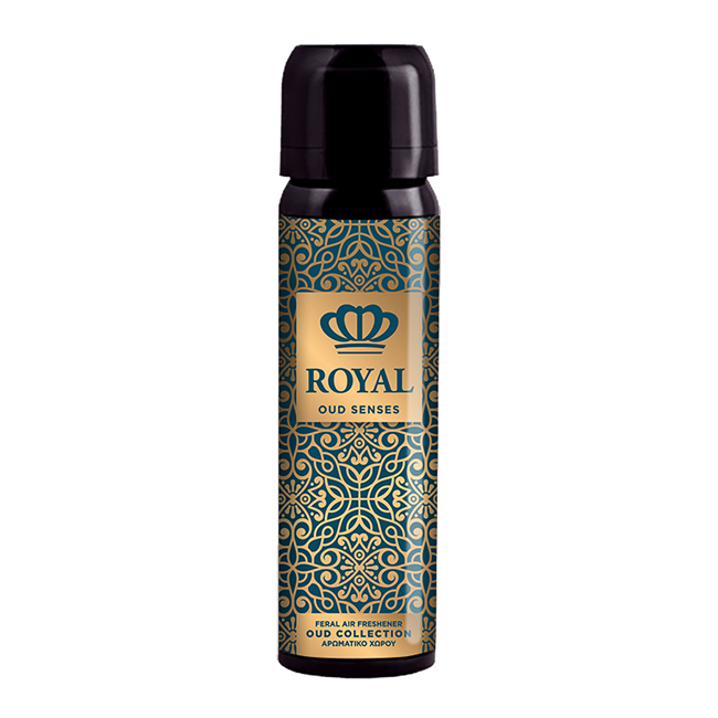 Royal Collection Spray Air-Freshener Oud Senses
