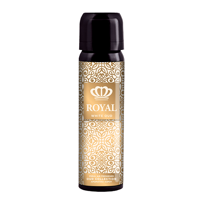 Royal Collection Spray Air-Freshener White Oud