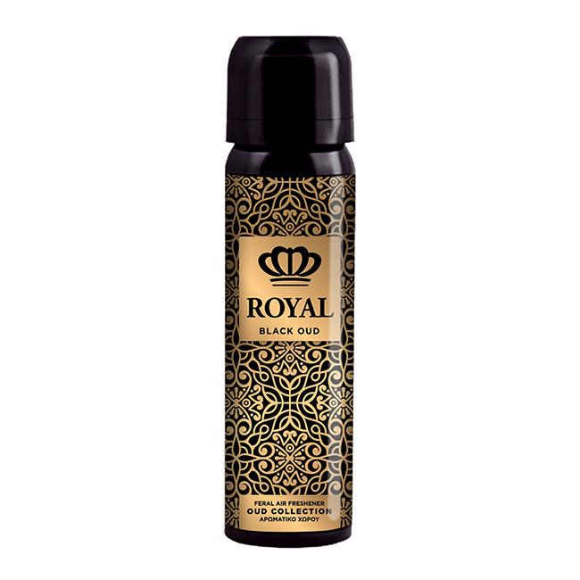Royal Collection Spray Air-Freshener Black Oud