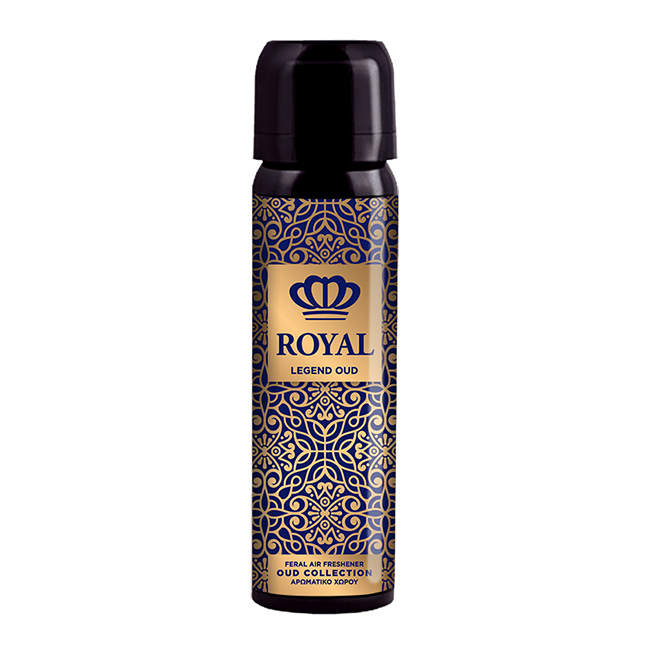 Royal Collection Spray Air-Freshener Legend Oud